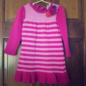 Gymboree sweater dress, girls size 2T